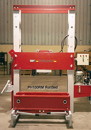 PH100RM RollBed